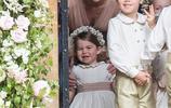 """英國凱特王妃妹妹""""520""""大婚場面盛大 王室捧場小王子公主當花童"""