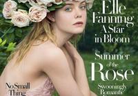 如果生活是童話 美版《Vogue》六月刊