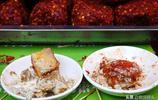 城市映像:宜昌西陵廟會,特色傳統民間美食豆腐乳,售價18元一斤