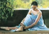 廣東畫家黃向陽水彩畫作品欣賞