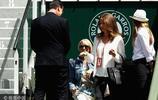2017法網公開賽男單半決賽:穆雷Vs瓦林卡 穆雷妻子看臺觀戰