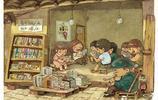童年的小人書,致逝去的青春童年