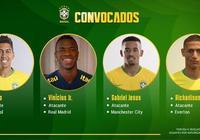 巴西隊新一期大名單:維尼修斯、帕克塔入選