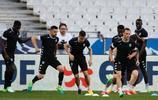 足球——法國杯:昂熱備戰決賽