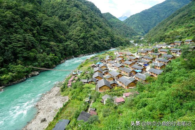 雲南貢山縣獨龍族 中國第一個整族脫貧的少數民族 一躍千年奔小康