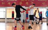 體育(拳擊)——新疆拳擊隊備戰全運會