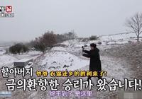 韓國明星迴老家掃墓,不認識墓碑上的漢字名字,打電話向爸爸求助