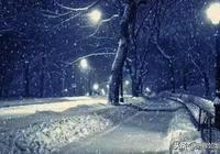 雪夜背後的腳步聲