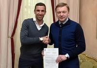 官方:達里奧-斯爾納與頓涅茨克礦工續約一年