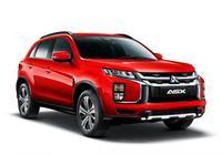 三菱勁炫ASX,擁有進口發動機的10萬級合資SUV
