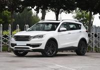 7萬不到買中型SUV,1.5T加8AT,月銷1.3萬都說應該