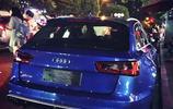 奧迪RS6 Avant,國內首臺藍