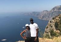 哈里森-巴恩斯夫妻二人前往意大利度蜜月
