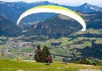 滑翔傘剎車位置控制和作用