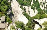 西嶽華山為何不是五嶽之首,看到這些圖片你就全明白了。