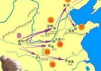 秦朝發展與衰落歷史
