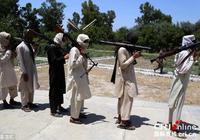 阿富汗18名塔利班成員向政府繳械投降