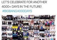 BIGBANG 4000天快樂