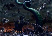 諸神的黃昏:雷神索爾戰死,世界毀滅!