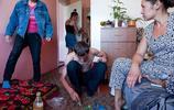 """實拍吉爾吉斯斯坦的""""毒品鄉村"""""""