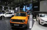 Jeep自由俠,2017深港澳車展實拍!