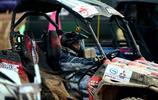 汽車——中國汽車越野巡迴賽次日賽況