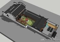 江南水鄉風格和徽派建築能結合到一起?