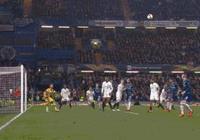 切爾西歐聯杯半決賽,阿斯皮利奎塔最後時刻進球被判無效,你認為合理嗎?