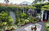 """如果我有庭院,打死""""不種菜!瞧瞧有錢人家的""""小花園,忒有格調"""