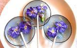 藏在棒棒糖裡的鮮花!