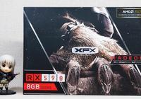 仍是性價比之選——訊景XFX RX 590 AMD 50週年紀念版 開箱