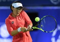 WTA125K鄭州站:鄭賽賽輕鬆晉級第二輪朱琳韓馨蘊止步首輪