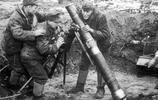 二戰德軍的迫擊炮組