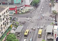 湖南衡陽:解放大道 衡陽的行政商貿金融中心