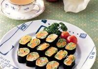 寶寶輔食|寶寶海苔卷