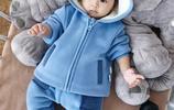 新上一種寶寶裝:保暖顯瘦冬天一套足矣,誰見誰誇真可愛