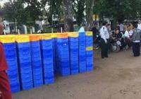 男子非法養殖342只國家一級保護動物,被警察抓獲