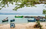 """""""不太受歡迎""""的三亞海島,既有迷人海景,也有普通漁村!"""