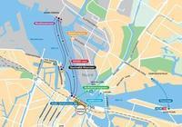 阿姆斯特丹的免費輪渡