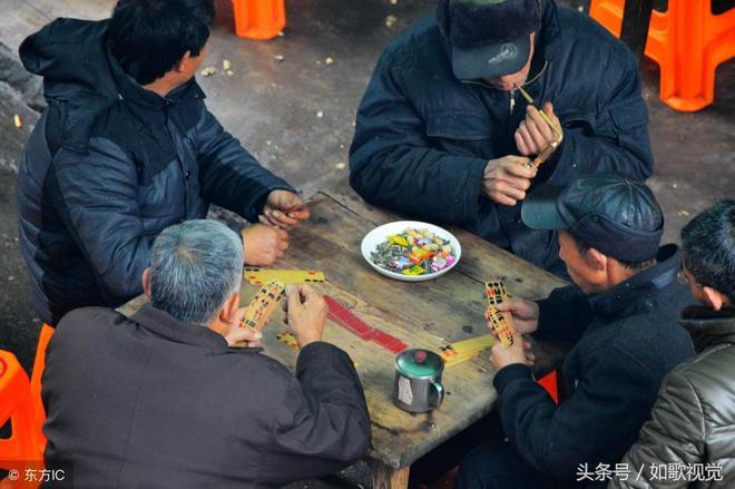 10張圖直擊農村留守老人,看了淚目,有空別光玩手機回趟家看看吧