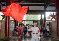 瑞金楊華:紅色景區揮旗人
