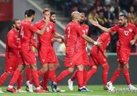 非洲杯 突尼斯VS安哥拉