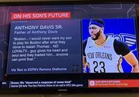戴維斯父親:看見小托馬斯的遭遇後 絕不希望兒子去波士頓打球