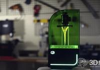 Bean SLA 3D打印機將登錄Kickstarter眾籌