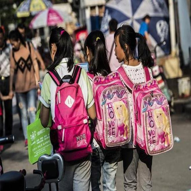 孩子上學的書包買對了嗎?看看這六款,好看實用揹著不累