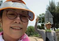 72歲羅家英已出院,汪明荃晒爬山照報平安,羅家英對著鏡頭比V!
