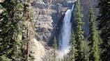 我的旅遊日記 遊塔卡考瀑布 其怒吼聲遍及整個山谷 蕩氣迴腸