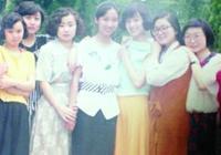 老照片,難得看到的華春瑩舊照