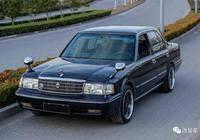 為了讓經典豐田皇冠133重生,他不惜遠赴日本僅為了換上合適零件