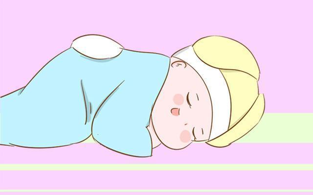 寶寶睡覺有這3 個明顯的特徵,可能是在暗示寶寶的脾胃虛